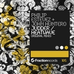 ESTEVEZ, Philip/JOHN HUNTERO - Judder (Front Cover)