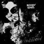 BLOODY GEARS - Frozen Rain (Front Cover)