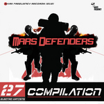 VARIOUS - Mars Defenders Compilation (Front Cover)