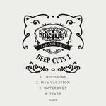 MONTERO - Deep Cuts Vol 1 (Front Cover)