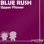 BLUE RUSH - Upper Flower (Front Cover)