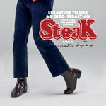 TELLIER, Sebastien/MR OIZO/SEBASTIAN - Steak (Front Cover)