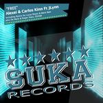 ALEXEI/CARLOS KINN feat J LYNN - Free (Front Cover)