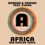 AMADOU & MARIAM feat KNAAN - Africa (Front Cover)