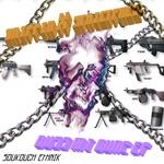 DRIPPIN X STRICTFACE - Buss Mi Gunz EP (Front Cover)