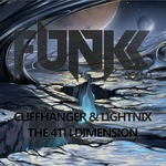 CLIFFHANGER/LIGHTNIX - The 4th Dimension (Front Cover)