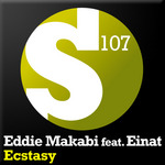 EDDIE MAKABI feat EINAT - Ecstasy (Front Cover)