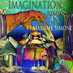 DJ ROLAND CLARK feat MADAME SIMONE - Imagination (Front Cover)