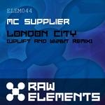 MC SUPPLIER - London City (Front Cover)
