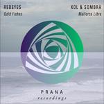 REDEYES/XOL & SOMBRA - Balearic Wanderings EP (Front Cover)