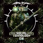 DAM SON ACTIF/SIRIO/SYSTEM3/ADRENOKROME/SKELETRON - Social Teknology Vol 8 (Front Cover)