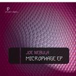 JOE NEBULA - Microphage (Front Cover)