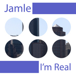 JAMIE - I'm Real (Front Cover)