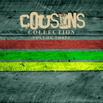 VARIOUS - Cousins Collection Vol 3 Platinum Edition (Front Cover)