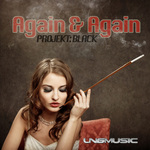PROJEKT BLACK - Again & Again (Front Cover)