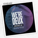 WE'RE DEUX - Down Brick Lane EP (Front Cover)