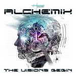 ALCHEMIX - The Visions Begin (Front Cover)