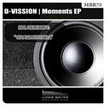 D VISSION - Moments EP (Front Cover)