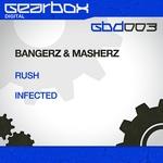 BANGERZ & MASHERZ - Rush (Front Cover)
