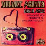 VELVET AGENTS - Love U Amor (Front Cover)