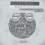 RUZHYNSKI - Rock It (Front Cover)