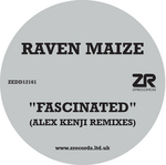 RAVEN MAIZE - Fascinated (Front Cover)