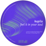 KAPILA feat COA - Feel It In Your Soul (Front Cover)