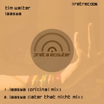 WALTER, Tim - Laasya (Front Cover)