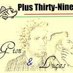 GION/THANOS T/LUCAS/PROSIS/RONI BE - Plus 39 EP (Front Cover)