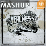 MASHUR - The Realness (Front Cover)