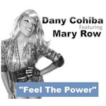 COHIBA, Dany - Feel The Power (Front Cover)