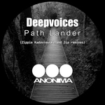 DEEPVOICES - Path Lander (Front Cover)