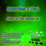 DARKSOUL/ZULE - Deep In The Jungle EP (Front Cover)