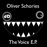 SCHORIES, Oliver - The Voice EP (Front Cover)