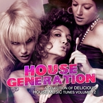 DJ RAY PALMER/VARIOUS - House Generation Vol 12 (A Selection Of Delicious House Music Tunes) (unmixed tracks) (Front Cover)