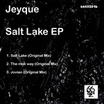 JEYQUE - Salt Lake EP (Front Cover)