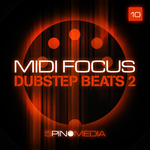 MIDI Focus: Dubstep Beats Vol 2 (Sample Pack WAV/MIDI)
