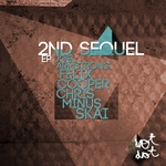 2ND SEQUEL - Let The Music Speak EP (Front Cover)