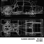 ILISHO GROUPE - M-412 (Front Cover)