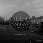 ATSUKO/SANGAM - Tomodachi LP (Front Cover)