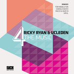RYAN, Ricky/UCLEDEN - 4 The Music (Front Cover)