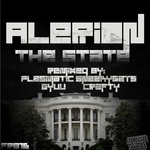 ALERION - The State (Front Cover)