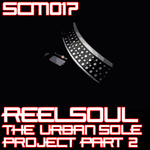 REELSOUL - The Urban SOLE Project 2 (Front Cover)