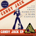 STEVE DARE - Candy Jack EP (Front Cover)