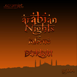 DARKLIGHT - Arabian Nights (Front Cover)