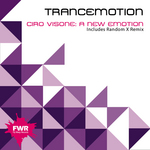 CIRO VISONE - A New Emotion (Front Cover)