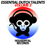 VARIOUS - Essential Dutch Talents, Vol 3 (Front Cover)