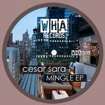 SARA, Cesar - Mingle (Front Cover)