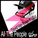 DAVID VAN BYLEN feat LEM - All The People (Front Cover)
