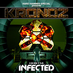 KRONOZ - Infected (Front Cover)
